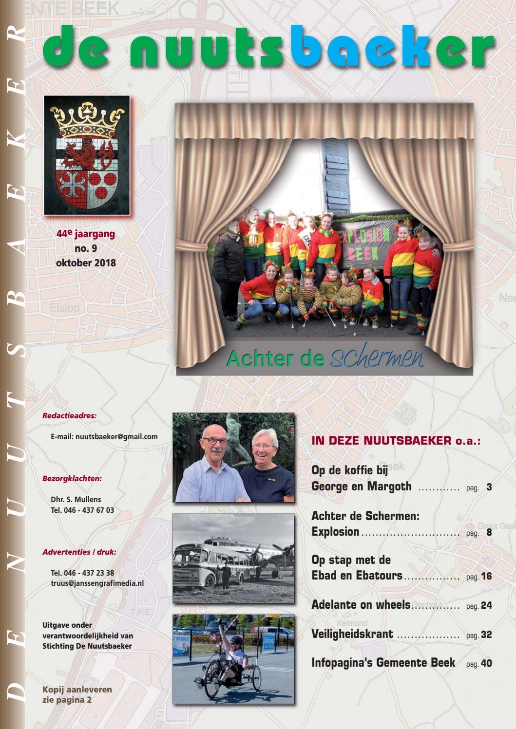 0c9fce83dea De Nuutsbaeker - oktober 2018 by De Nuutsbaeker - issuu