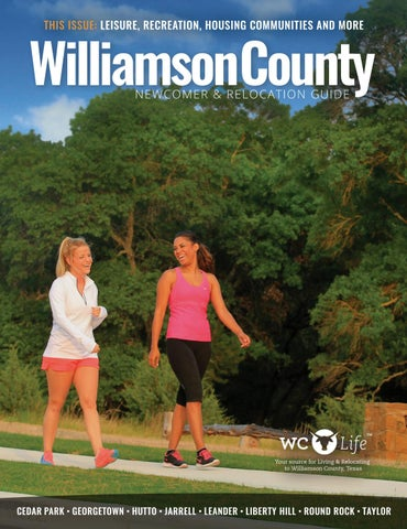 7136f8c907c Williamson County Relocation Guide - 2018 2019 Edition by WEB Media ...