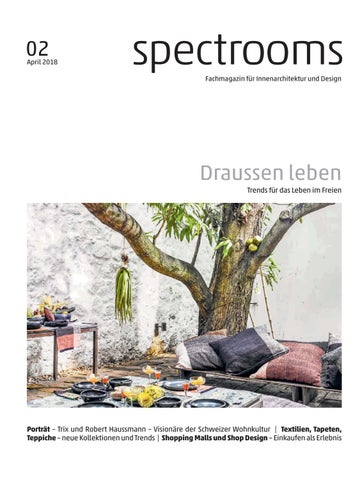 Spectrooms 02 2018 By Bl Verlag Ag Issuu