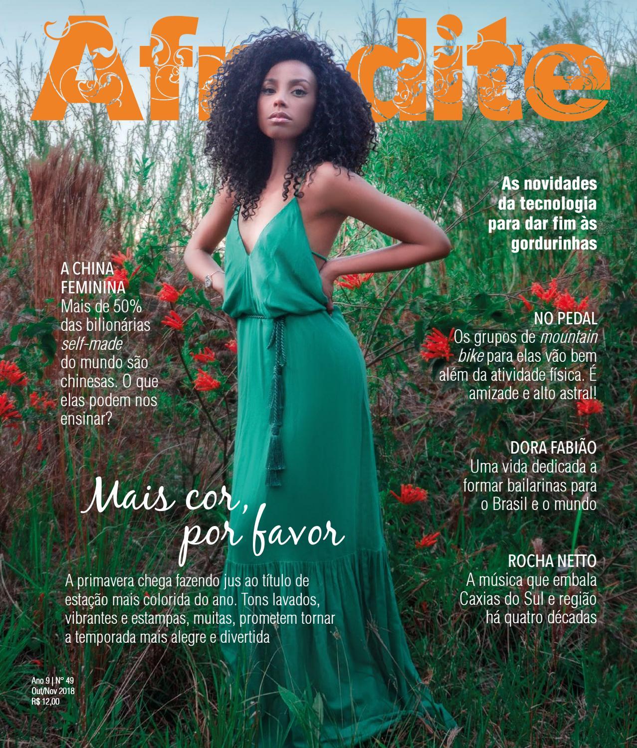 e2961fba80 Afrodite 49 by RevistaAfrodite - issuu
