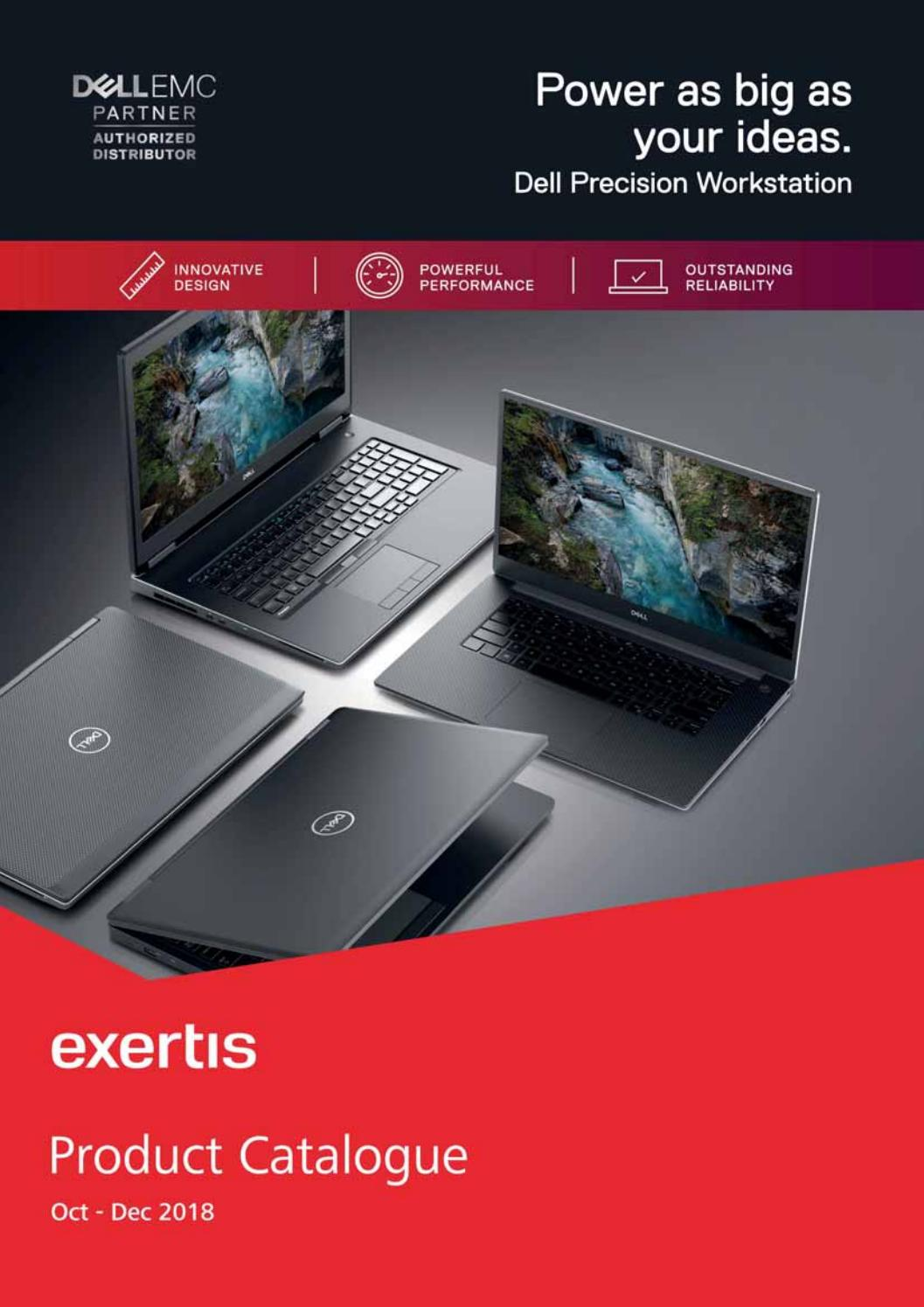 Exertis Product Catalogue Q3 Oct-Dec 2018 by ExertisMarketing - issuu cc230a0322