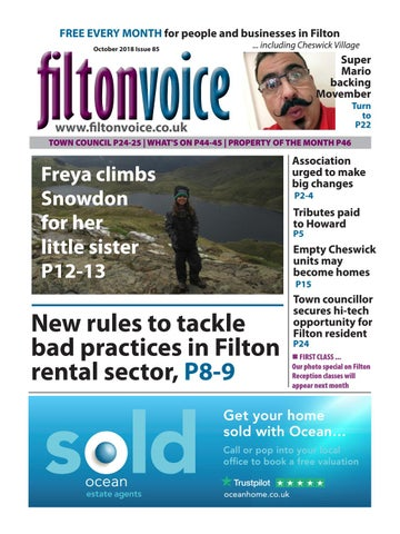 f9d5eb97a7a Filtonvoice October 2018 by Richard Coulter - issuu
