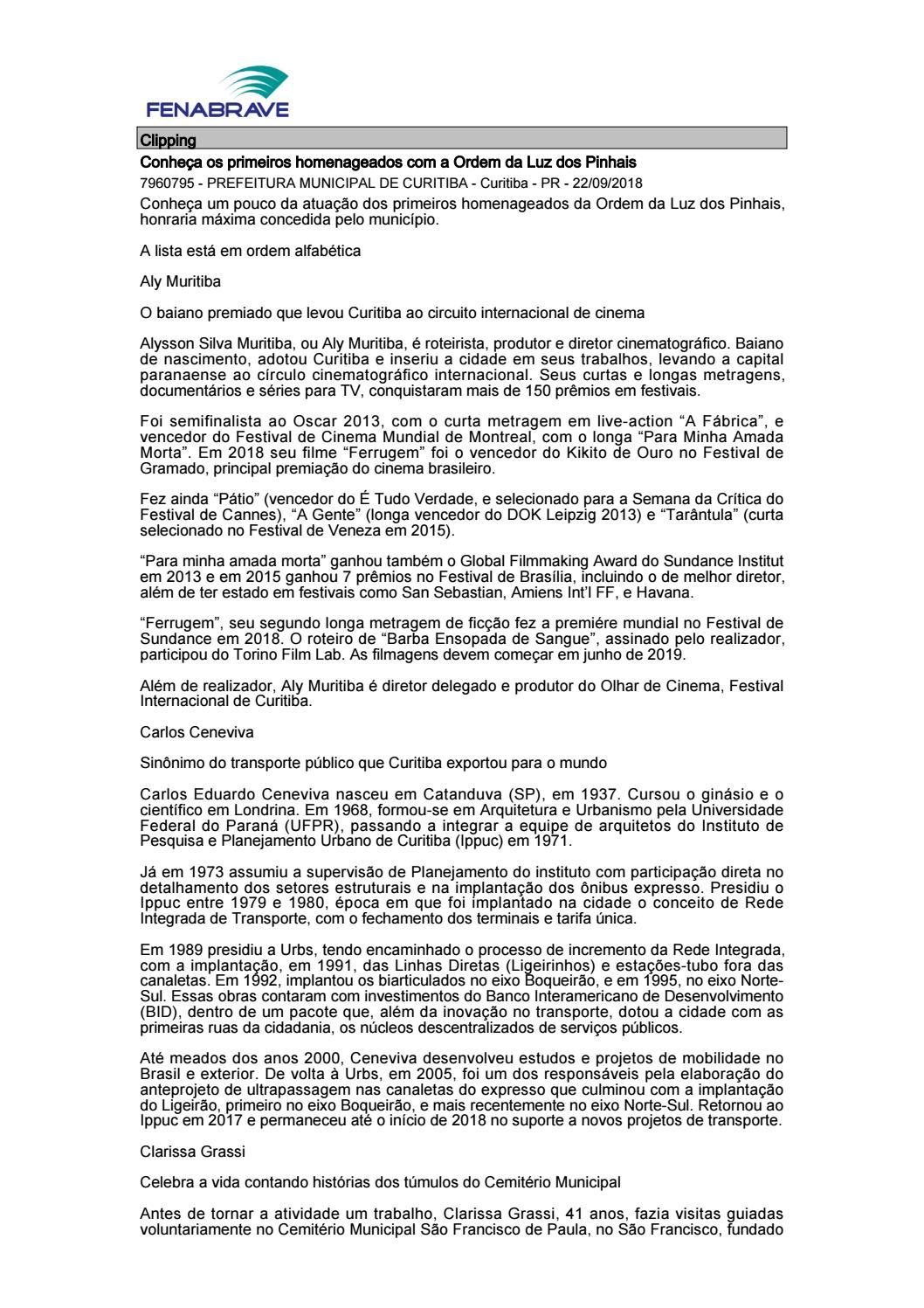 6d4d50c55082a Clipping Fenabrave 24.09.2018 by MCE Comunicação - issuu