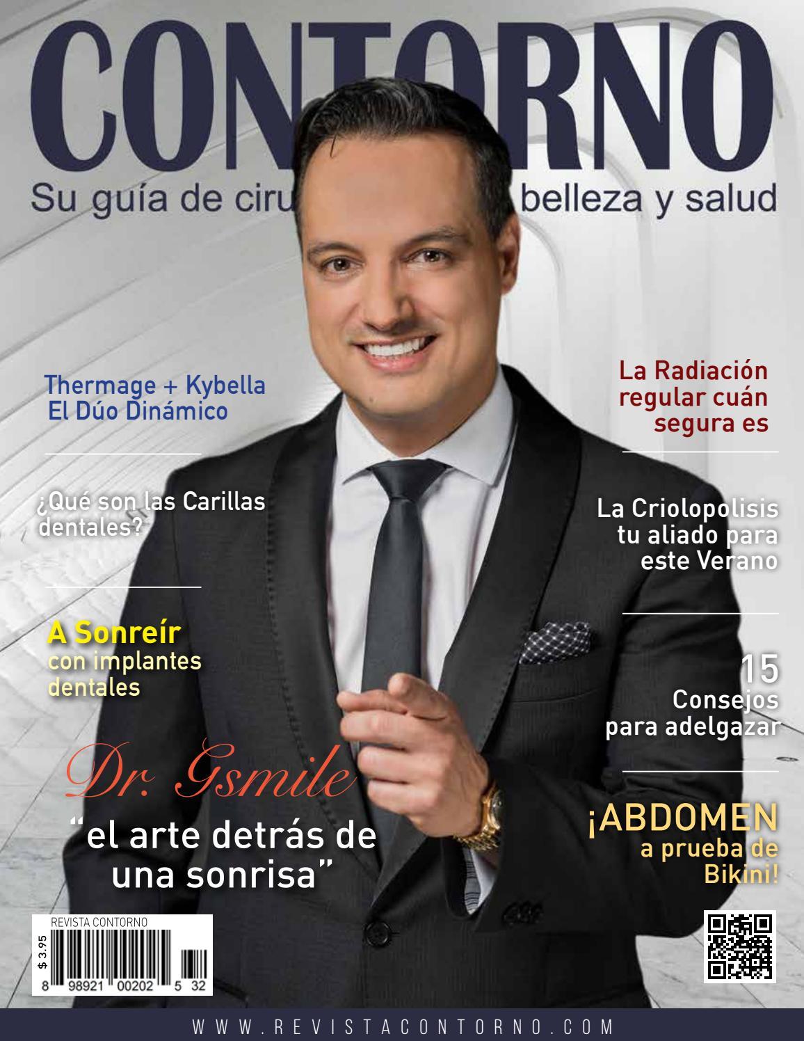 65c08c877b Edición 32 by CONTORNO - issuu