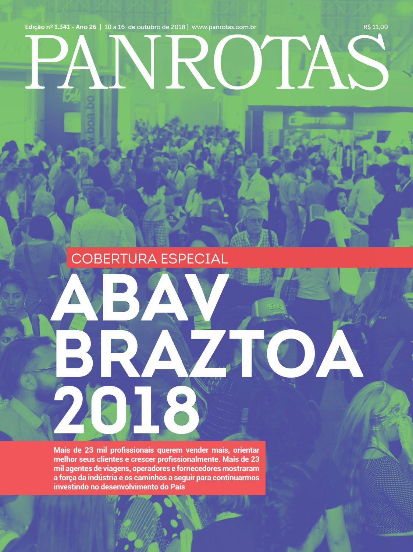 f14b08ce95a PANROTAS 1.341 - Especial Abav Braztoa 2018 by PANROTAS Editora - issuu