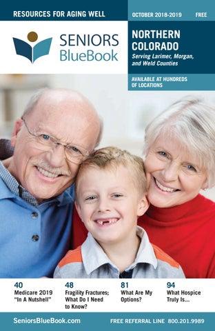 Northern Colorado October 2018 2019 By Seniors Blue Book