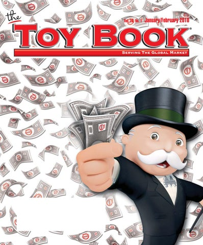 January/February 2010 by The Toy Book - issuu