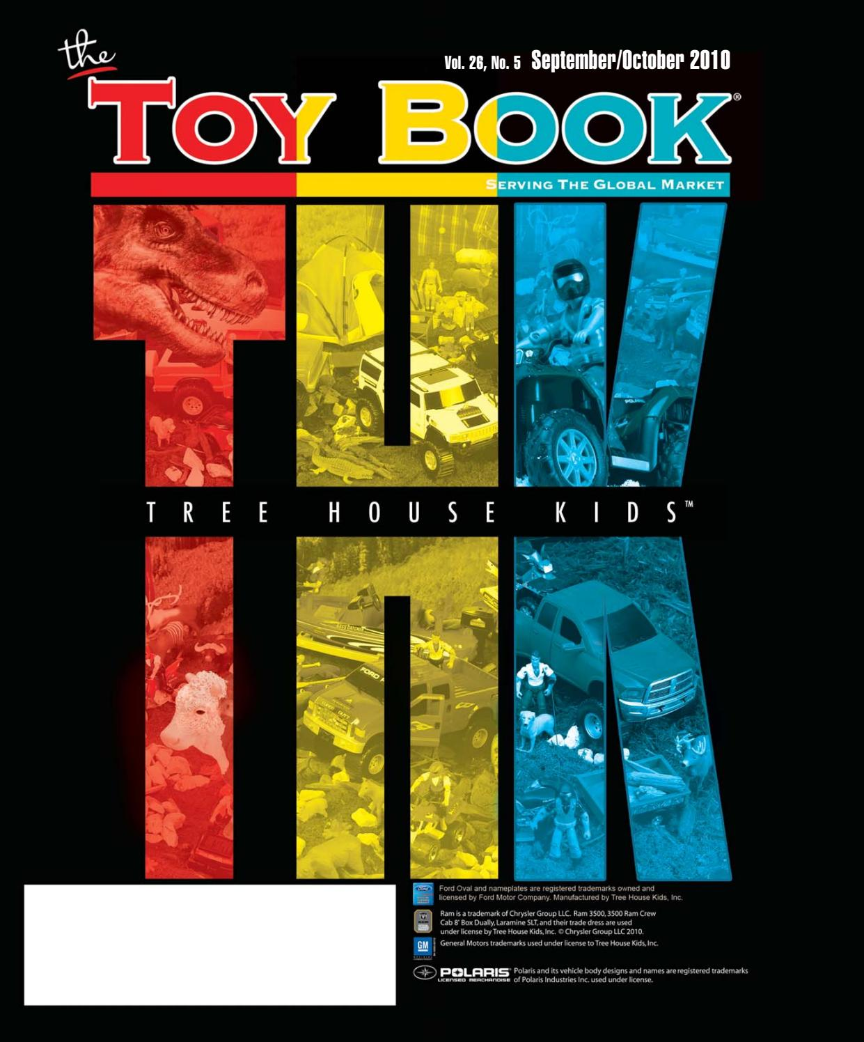 9fc6b7533 September/October 2010 by The Toy Book - issuu