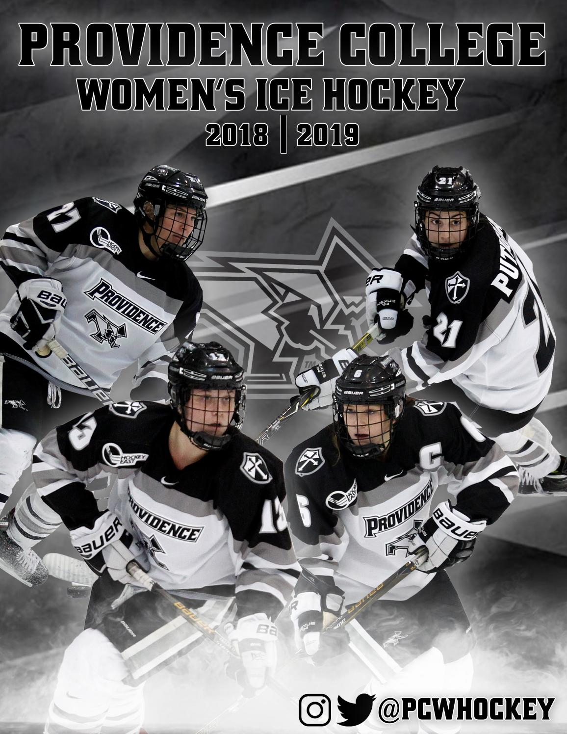 2018-19 Women s Ice Hockey Media Guide by Providence College - issuu 811ca8bf3