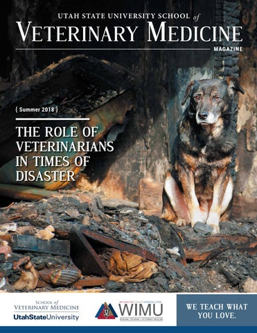 Utah State University School of Veterinary Medicine Magazine