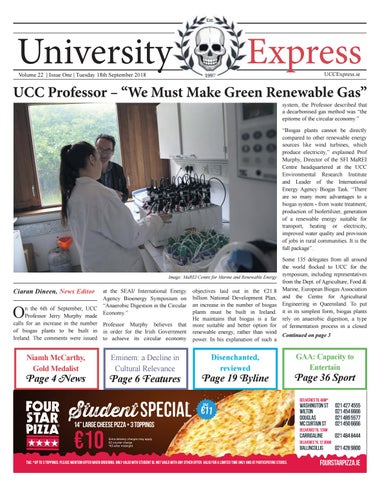 University Express Vol 22 Issue 1 By University Express Issuu