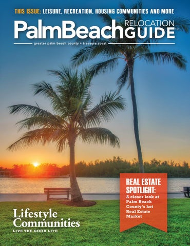 c7faba3638 Palm Beach Relocation Guide - Fall 2018 /Winter 2019 Edition by WEB ...