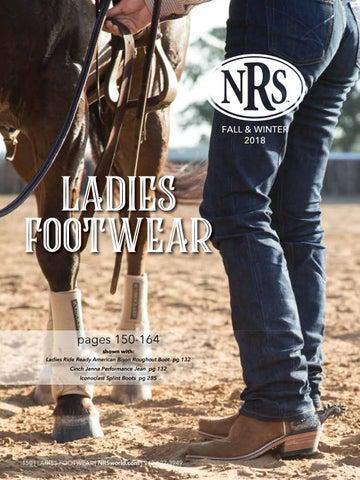 2fbe0e1c137 NRS Ladies' Footwear Fall 2018 Catalog by NRSworld - issuu