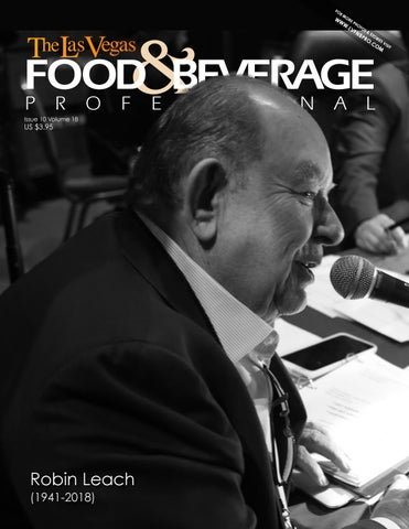 The Las Vegas Food Beverage Professional October 2018 By The Las