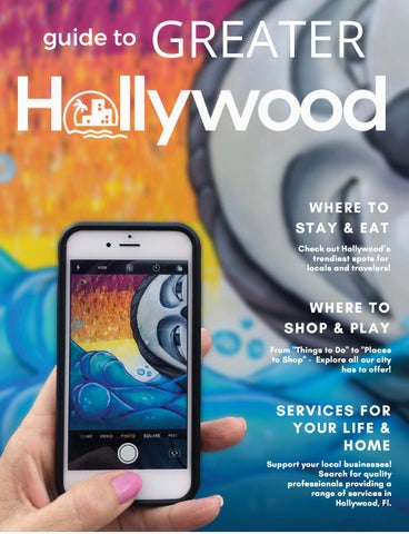 Guide To Greater Hollywood By Atlantic Communications Group Inc