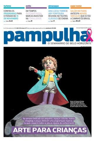 8881cefc9b Pampulha - 6 a 12 de outubro de 2018 by Tecnologia Sempre Editora ...