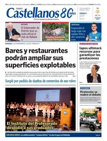 f8603f5428664 Diario Castellanos 06 10 18 by Diario Castellanos - issuu