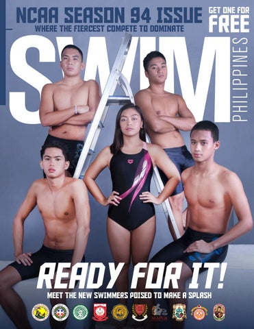 fb543057d35 Swim Philippines 93rd NCAA Issue. from Sports R Us Marketing & Events Group