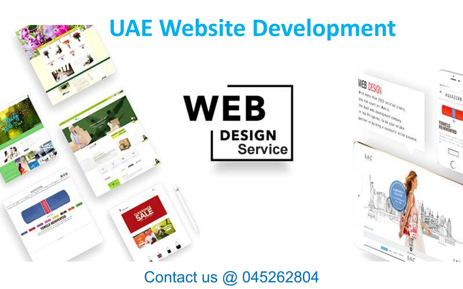 Professional Web Designing Agency In Dubai Contact 045262804 By Hussain9909 Issuu