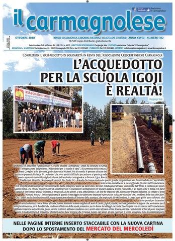 f66c807479 Il Carmagnolese Ottobre 2018 by Redazione Il Carmagnolese - issuu