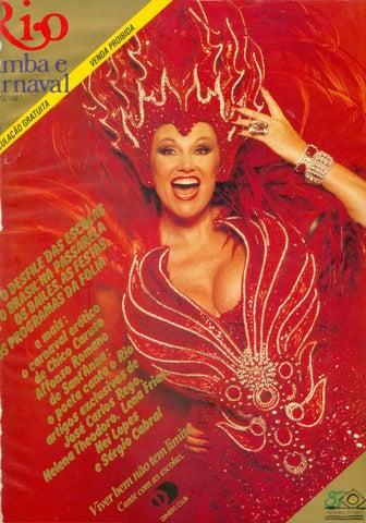 Revista Rio Samba e Carnaval 1987 by Portal Academia do Samba - issuu 375ea236fe5e4