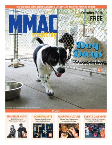 MMAC Monthly - October 2018 by Wideawake Media - issuu