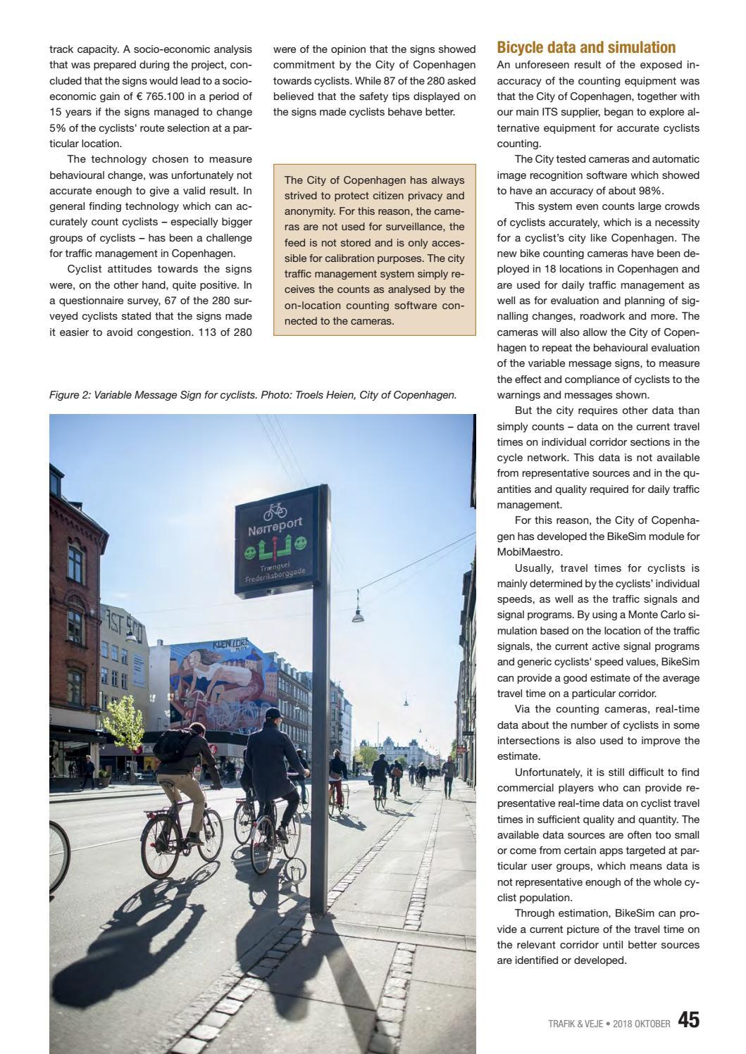 Trafik&Veje oktober 2018 by Trafik&Veje - issuu