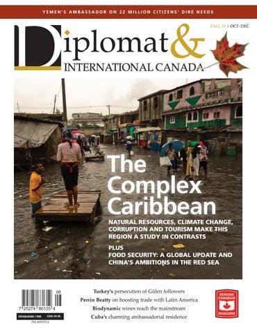 Diplomat International Canada Fall 2018 By Diplomatonline