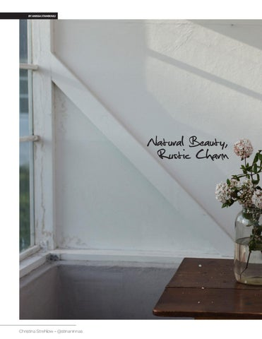 Page 136 of Natural Beauty, Rustic Charm - Christina Strehlow
