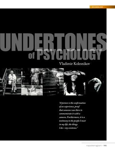 Page 145 of Undertones of Psychology - Vladimir Kolesnikov
