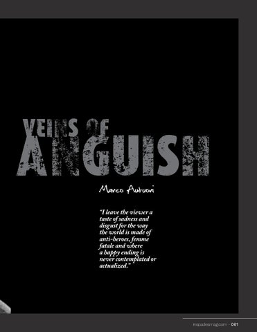 Page 61 of Veins of Anguish Marco Autuori