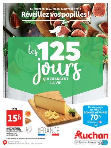 6ccb8b7350aa4 Catalogue Auchan Hypermarché Du 10 Au 16 Octobre 2018 ...