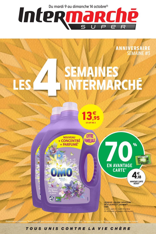 Catalogue Intermarché Super Du 09 Au 14 Octobre 2018 ...
