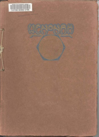 03b5f52df73b Wenonah Yearbook - 1913 by wsuopenriver - issuu