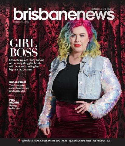 01a49060afc Brisbane News Magazine Oct 3 - Oct 9