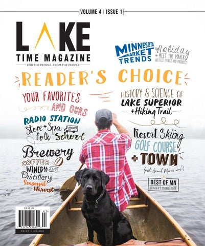 Lake Time Magazine - Issue 13 (Fall 2018) by Lake + Co. - issuu 152df9c040bc