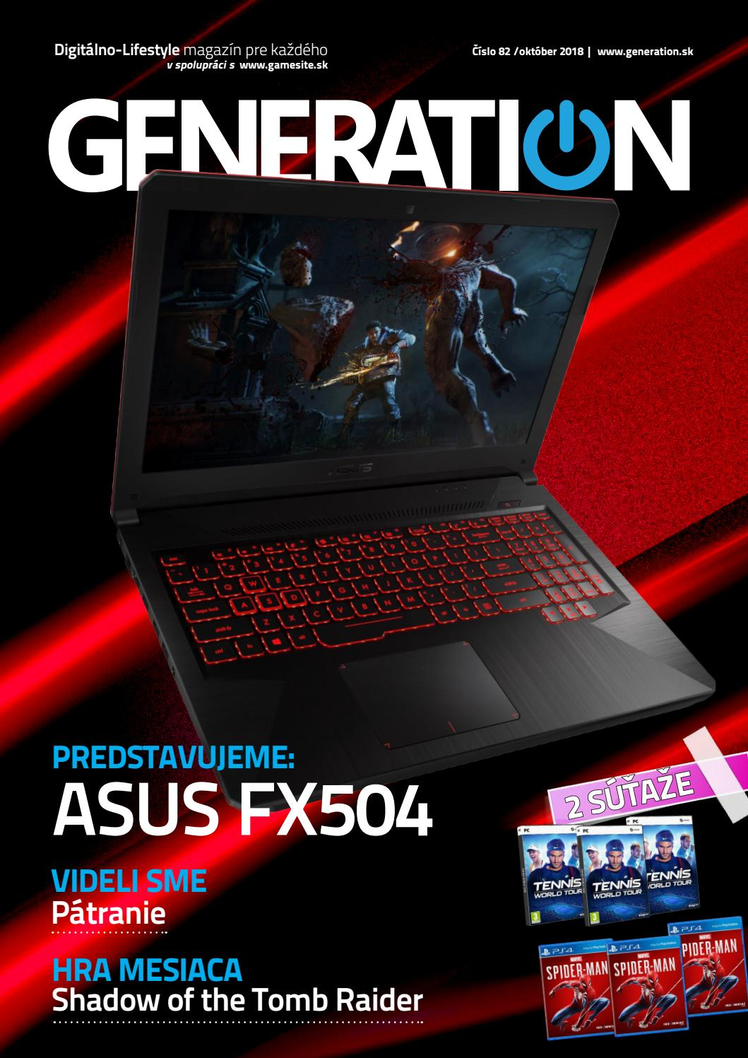 Generation magazín  082 by Generation magazine - issuu 3a36bbc9ac4