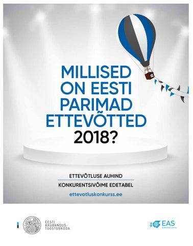 378ed0d506e Eesti parimad ettevõtted 2018 by Eesti Päevalehe AS - issuu