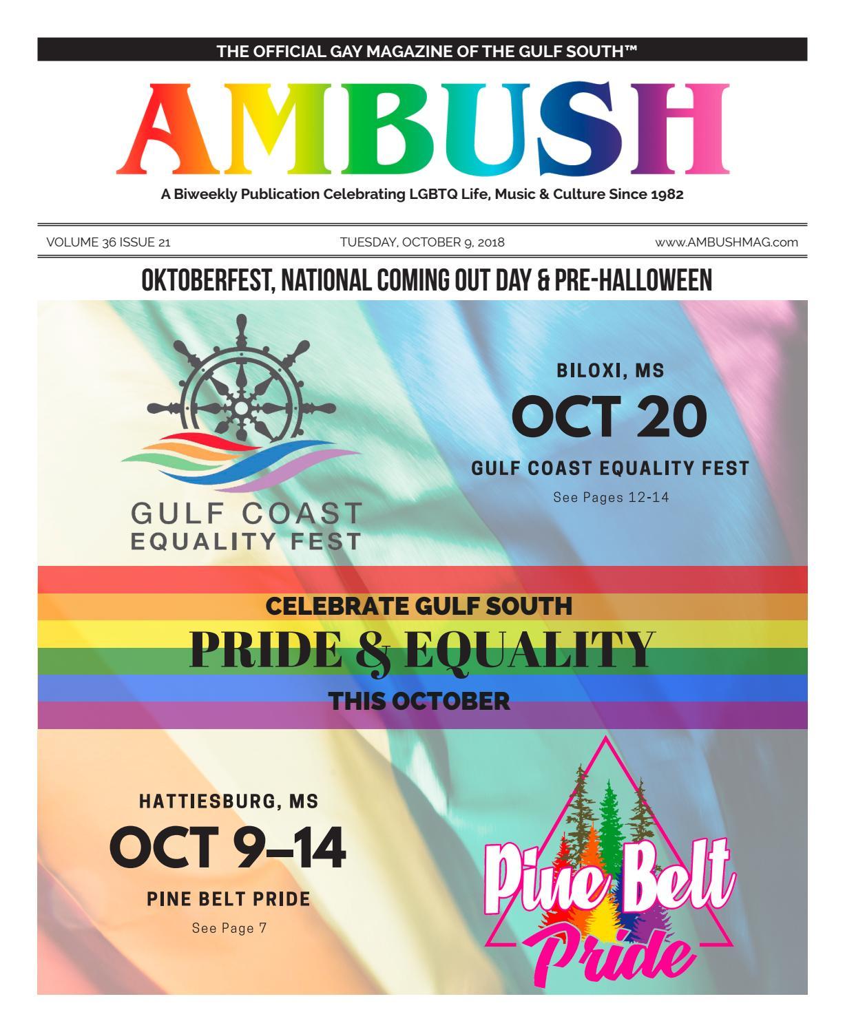7ea4a9665f1c Ambush Magazine Volume 36 Issue 21 by Ambush Publishing - issuu
