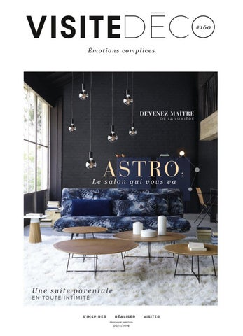 VISITE DECO 160 By Visite Editions