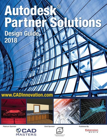 Autodesk® Partner Solutions Design Guide, 2018 by pinoycad+ - issuu