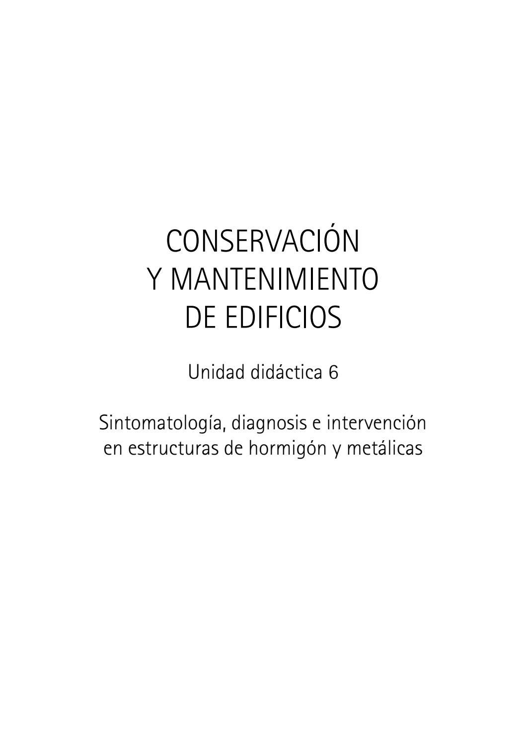 Proyectos Ii Técnicas De Conservación Y Mantenimiento
