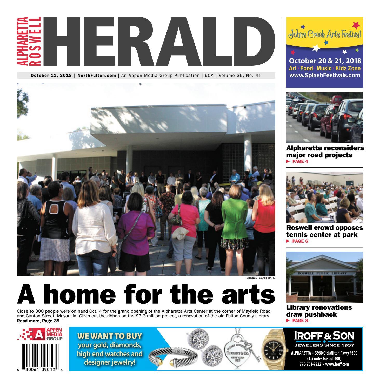 6115d247ebe3 Alpharetta-Roswell Herald – October 11