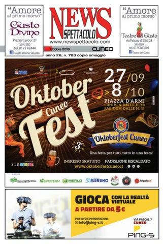 News Spettacolo Cuneo ottobre 2018 by edizioni b.l.b. snc - issuu 6dedd643956d