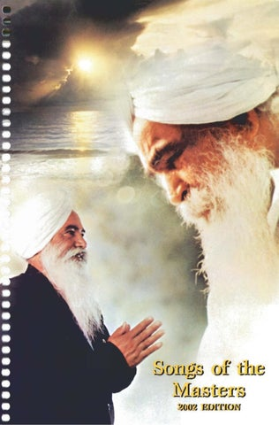 Songs of the Masters - a Bhajan Book by Sant Ajaib Singh
