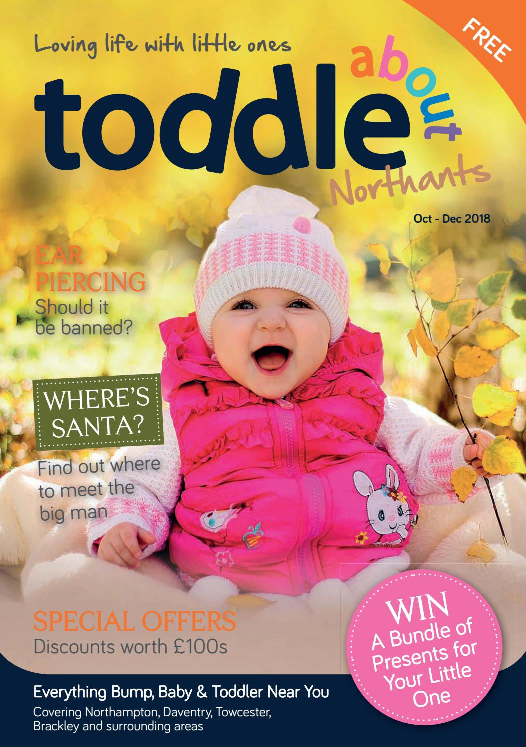 64fc62a61 Toddle About Northamptonshire Oct - Dec 2018 by Toddle About - issuu