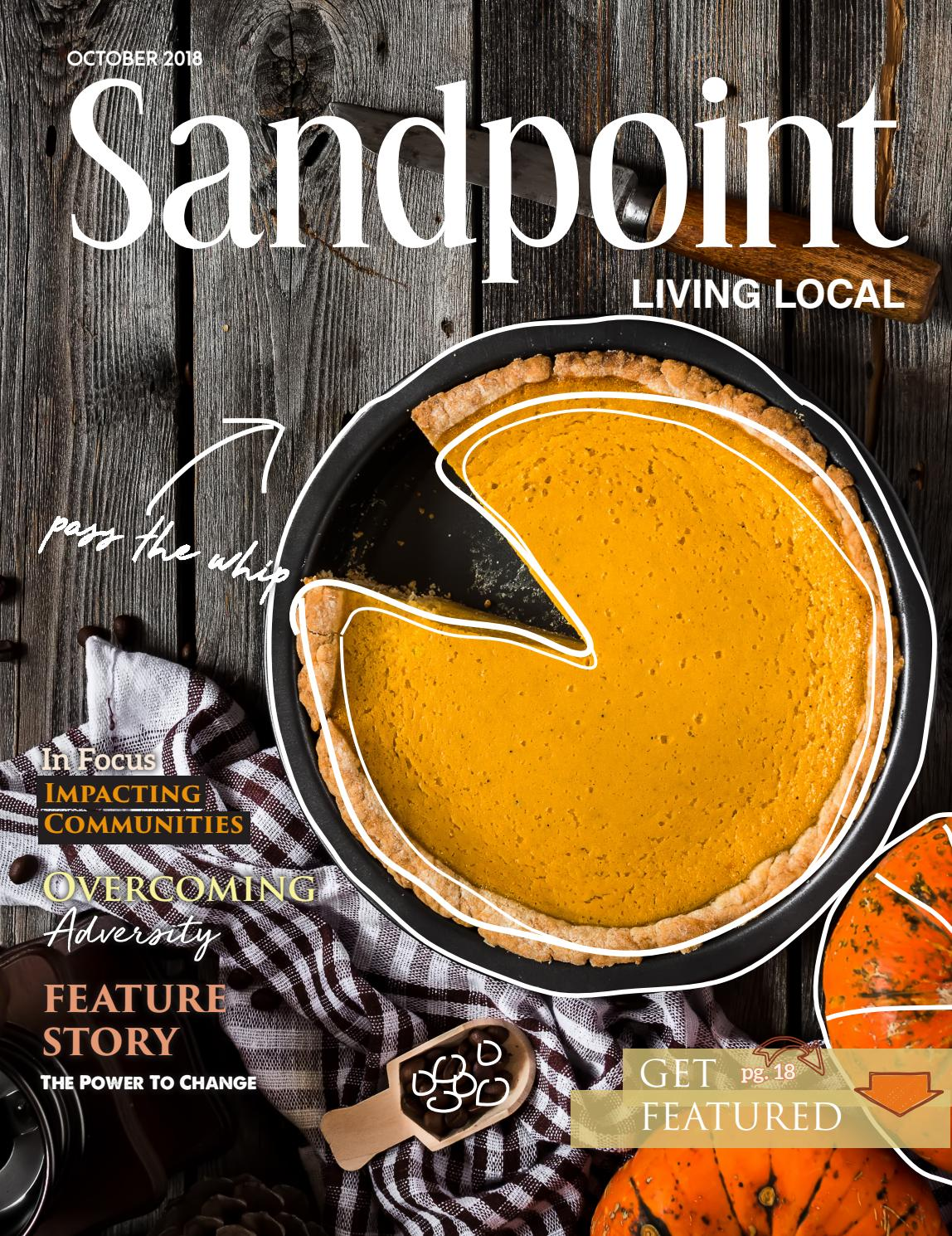 October 2018 Sandpoint Living Local by Like Media issuu