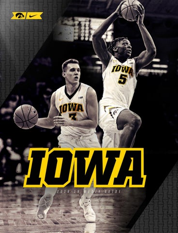 ddc44605930 2019 Iowa Men s Basketball Media Guide by Iowa Athletics - issuu