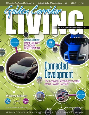 Golden Corridor LIVING Magazine by ROX Media Group - issuu