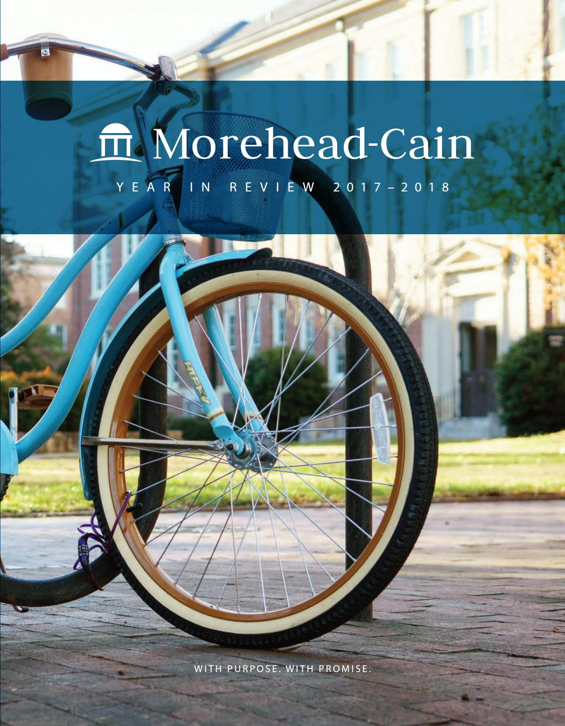 2017–2018 Year in Review by moreheadcain - issuu